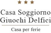 Casa Soggiorno Giuochi Delfici Roma